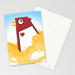 Big Chicken Stationery Cards