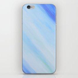 fog daze iPhone Skin