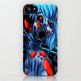 GOREGOT 1 iPhone Case