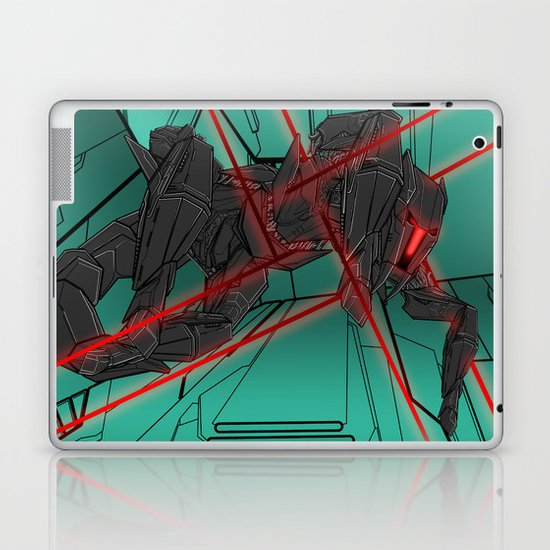 ULTRACRASH 2 Laptop & iPad Skin
