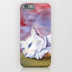 Tabitha at rest Slim Case iPhone 6s