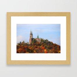 Holy Hill Framed Art Print