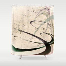 garlands Shower Curtain