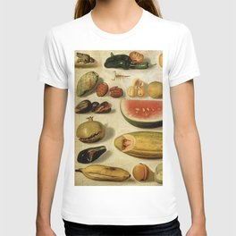 Still Life with Fruit (with Scorpion and Frog) T-shirt