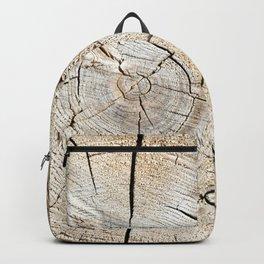 Wood Cut Backpack