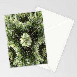 Yule Flower Stationery Cards