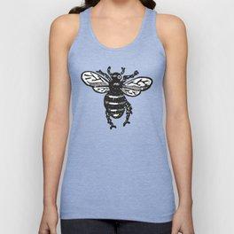Bee Unisex Tank Top