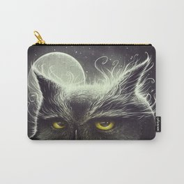 Owl & The Moon Carry-All Pouch