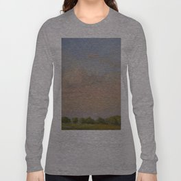 Sunset Painting Long Sleeve T-shirt