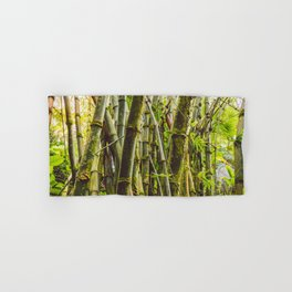 Bamboo Forest Hand & Bath Towel