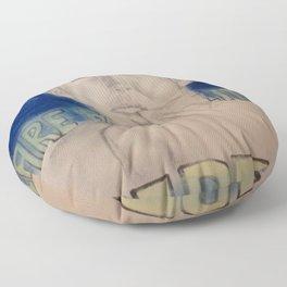 Drive Floor Pillow