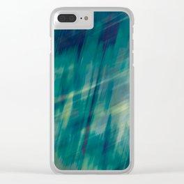 Submerge Aqua Clear iPhone Case