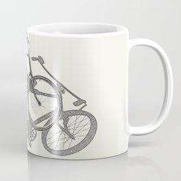 Bicycle, Bicycle, Bicycle Coffee Mug