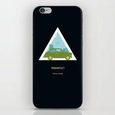 Icotrip - Trabant601 iPhone & iPod Skin