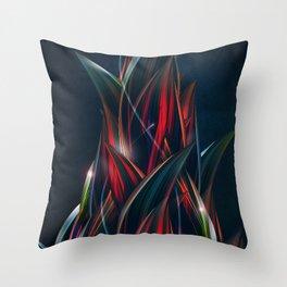 Fires of Babylon Throw Pillow