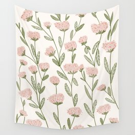 Rose Garden Pattern Wall Tapestry