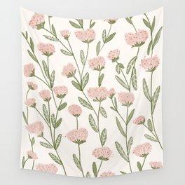 Rose Garden Pattern Wall Tapestry
