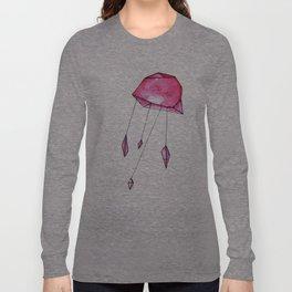 Geometric jellyfish Long Sleeve T-shirt