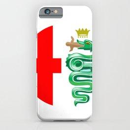 Alfa Romeo logo interpretation! iPhone Case