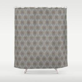 Hemisphere (11) Shower Curtain