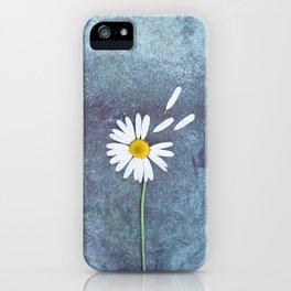 Daisy II iPhone Case