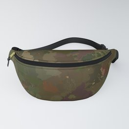 urban camouflage Fanny Pack
