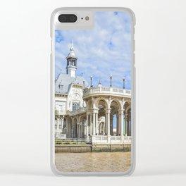 EL TIGRE, BUENOS AIRES, ARGENTINA Clear iPhone Case
