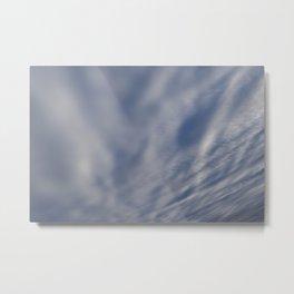 Clouds-161221-170 Metal Print
