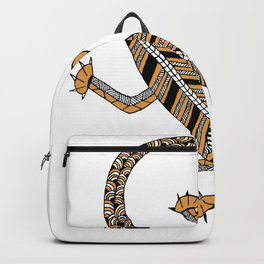 Goanna #4 Backpack