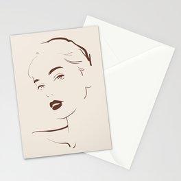 Femme Fatale Ashley Stationery Cards