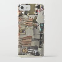 meat iPhone & iPod Cases featuring Meat  by Claire Guerin