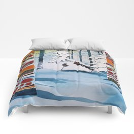 Freshie Forest Comforters