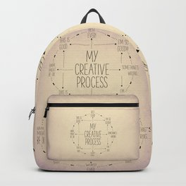 My Creative Process Backpack