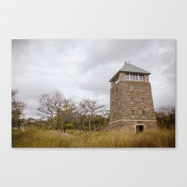 Towers. Canvas Print