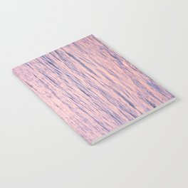 Pink on the Sea Notebook