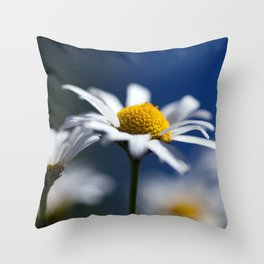 Marguerite Daisy3609 Throw Pillow