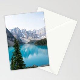 Moraine Lake - One Tree Stationery Cards