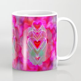 The Hearts Mantra Coffee Mug