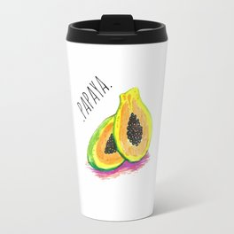 papaya Travel Mug