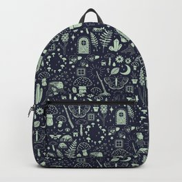 Fairy Garden: Midnight Backpack