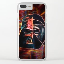 I Will Fulfill Our Destiny! Clear iPhone Case