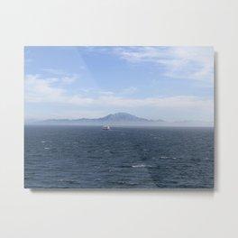 Gibraltar 0509 Metal Print