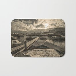 Cold Boats Bath Mat