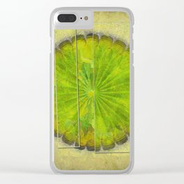 Instantiates Combination Flower  ID:16165-005717-45691 Clear iPhone Case