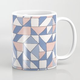 Shifting geometric pattern Coffee Mug