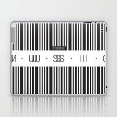 Music Code Laptop & iPad Skin