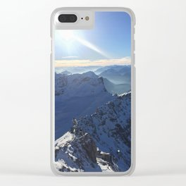 Appalachian Mountains Clear iPhone Case