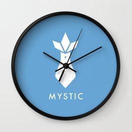 Pokémon Go Team Mystic Blue Articuno Emblem (2) 2016 Wall Clock