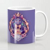 Maneki Luna Coffee Mug