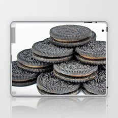A Balanced Diet Is a Cookie In Each Hand Laptop & iPad Skin